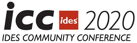 Logga: ICC2020, Ides Community Conference