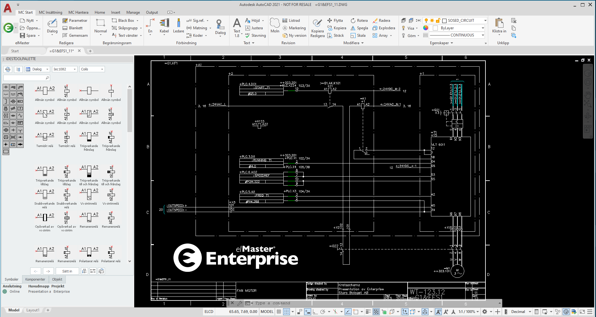 elMaster design enterprise 2021